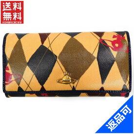ヴィヴィアン・ウエストウッド 財布 レディース (メンズ可) 二つ折り財布 Vivienne Westwood 即納 【中古】 X14420