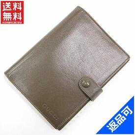 グッチ レディース (メンズ可) 手帳カバー GUCCI 即納 【中古】 X14820