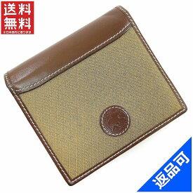 ハンティングワールド 財布 レディース (メンズ可) 二つ折り財布 HUNTING WORLD 即納 【中古】 X15186