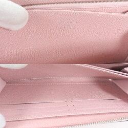 未使用LOUISVUITTONルイヴィトン新型ジッピーウォレットエピピンクローズ・バレリーヌラウンドファスナー長財布M61857箱・布袋・紙袋
