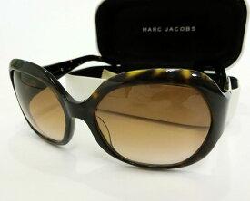 MARC JACOBS・マーク ジェイコブス サングラス MJ085/K/S 08602 レディース服飾品 ブランド 特価品 中古 16-C021