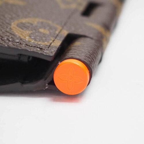 【新品】ルイヴィトン財布M67449モノグラムソーラーレイポルトフォイユ・ブラザヒンジLOUISVUITTON