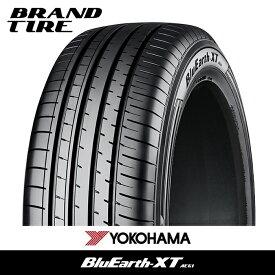 【タイヤ交換可能】 YOKOHAMA ヨコハマ BluEarth ブルーアース XT AE61 225/50R18 95V 【タイヤのみ 1本価格】