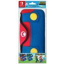 Nintendo Switch用 クイックポーチ コレクション スーパーマリオ Type-A キーズファクトリー