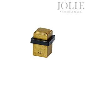 EVOKE - DOORSTOP BRASSAGED GOLD