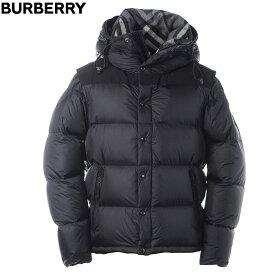 バーバリー BURBERRY ダウンジャケット メンズ アウター 8018731 ブラック 2019秋冬新作
