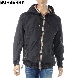 バーバリー BURBERRY ナイロンジャケット メンズ アウター ブルゾン 8026630 ブラック