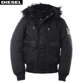 ディーゼル DIESEL ミリタリージャケット メンズ アウター W-BURKISK 00SWF2-0GAVS ブラック 2019秋冬新作