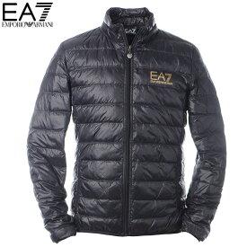 エンポリオアルマーニ EA7 EMPORIO ARMANI ダウンジャケット ブルゾン メンズ アウター 8NPB01 PN29Z ブラック