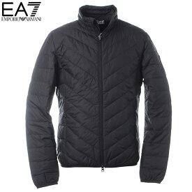 エンポリオアルマーニ EA7 EMPORIO ARMANI ダウンジャケット ブルゾン メンズ アウター 8NPB08 PNE1Z ブラック