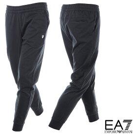 エンポリオアルマーニ EA7 EMPORIO ARMANI スウェットパンツ メンズ 8NPP60 PJ05Z ブラック