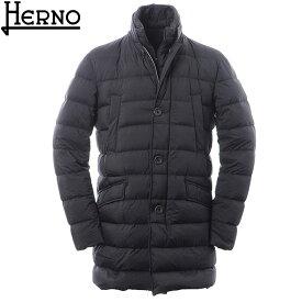 ヘルノ HERNO ダウンコート メンズ アウター IL CAPPOTTO PI007ULE 19288 ブラック