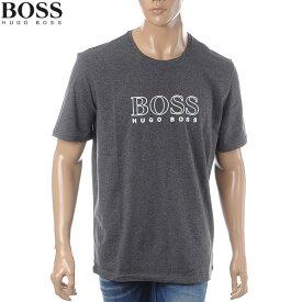 ボス ヒューゴボス BOSS HUGO BOSS クルーネックTシャツ 半袖 メンズ 50396978 グレー