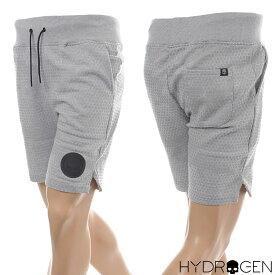 ハイドロゲン HYDROGEN ショートパンツ スウェット メンズ 240612 グレーカモフラ 2019春夏新作