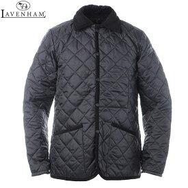 ラベンハム LAVENHAM キルティングジャケット メンズ RAYDON MENS c1 レイドン ブラック