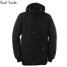 ポールスミス PAUL SMITH パデットブルゾン メンズ アウター ジャケット ブランド M2R 376U E20955 ブラック 2020秋冬セール