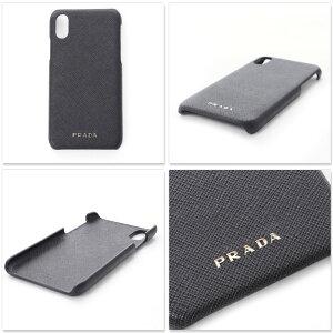 プラダPRADAiPhoneX(iPhone10)ケースカバー2ZH0582AHFブラック