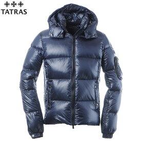 タトラス TATRAS ダウンジャケット メンズ アウター ブルゾン BELBO MTA20A4562 ネイビー