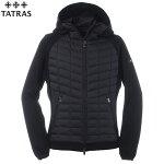 タトラスTATRASダウンジャケットメンズアウターブルゾンINDOMTK20A4193ブラック