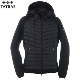 タトラス TATRAS ダウンジャケット メンズ アウター ブルゾン INDO MTK20A4193 ブラック