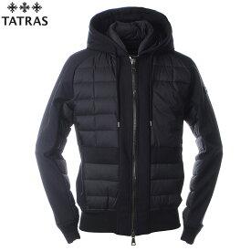 タトラス TATRAS ダウンジャケット メンズ アウター DONEC MTK20A4194 ブラック