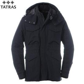 タトラス TATRAS ダウンジャケット メンズ アウター ブルゾン BRAZOS MTK20A4196 ブラック
