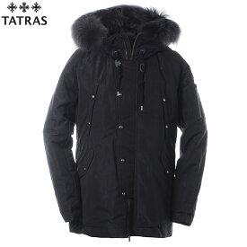 タトラス TATRAS タトラス TATRAS ダウンジャケット メンズ Rライン N-3B MEKONG MTA20A4622 ブラック