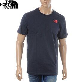 ザ ノースフェイス THE NORTH FACE クルーネックTシャツ メンズ T92TX2BER ネイビー