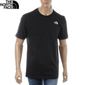 ザ ノースフェイス THE NORTH FACE クルーネックTシャツ メンズ T92TX2JK3 ブラック