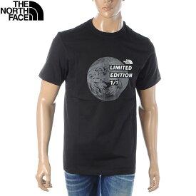 ザ ノースフェイス THE NORTH FACE クルーネックTシャツ 半袖 メンズ MENS S/S GRAPHIC TEE NF0A493MKZ2 ブラック 2020春夏セール