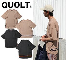 QUOLT クオルト MESH-LINE CUTSEW カットソー 901T-1428