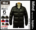 【送料無料】★Mind★ (マインド) Down Jacket メンズ 【ダウンジャケット】 Men's 6c...