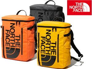 THE NORTH FACE ザ ノースフェイス ノース BC FUSE BOX II ヒューズボックス 2 NM82000 バックパック リュック 鞄 アウトドア 山登り 30L 通学 通勤 旅行 レディースバッグ メンズバッグ 黒 BLACK K オレンジ