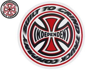 INDEPENDENT インディペンデント スケートボード LOGO ロゴ ステッカー デッキ シール デカール スケート スケボー skate sk8 インディー トラックブランド 正規品 クロスロゴ メール便対応