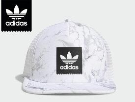 2fa053c9bbd84 adidas SKATEBOARDING アディダス Marble Trucker Hat Cap DH2584 CAP キャップ 帽子  スナップバック スケート ボード 大理石