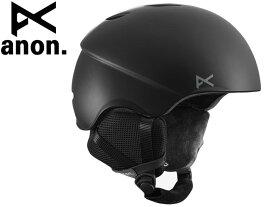 【anon アノン】ヘルメット メンズ MENS 保護具 スノーボード BURTON バートン HELO BLACK 1325910436 18-19 2018 2019