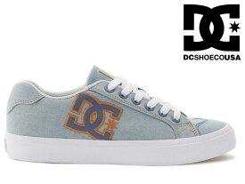 DC Shoes DCShoes ディーシー シュー レディース Ws CHELSEA PLUS TX SE ADJS300232 スニーカー シューズ 靴 スケートシューズ DW191013 日本正規品 スケートボード 女性 24.5cm