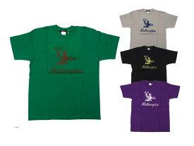 【METOROPIA/メトロピア】Tシャツ カットソー 半袖 MS S/S.T.BOOK ファッション トップス ストリート