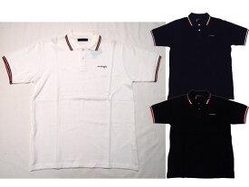 【metropia/メトロピア】ポロシャツ トップス カットソーLINE POLO SHIRTS メンズ ストリート ファッション メール便