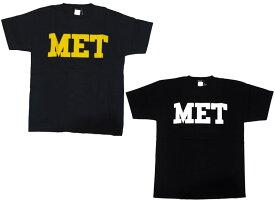 【METOROPIA/メトロピア】Tシャツ カットソー 半袖 MS S/S.T.MET ファッション トップス ストリート メール便対応