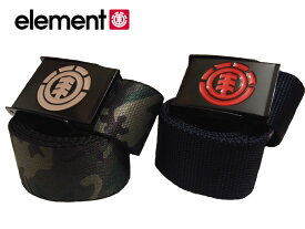 ELEMENT エレメント 日本正規品 ガチャベルト ベルト AE022-970 スケートボード スケボー メール便対応