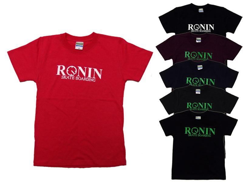RONIN ロニン TEE Tシャツ 半袖 カットソー Ronin Eyewear Skate ロニンアイウェアー サーフィン スケートボード SKATE サングラス キッズ 子供 メール便対応