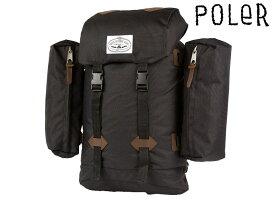 POLER ポーラー RETRO RUCKSACK バックパック532020 バッグ リュック 鞄 アウトドア キャンプサイクリング 正規品