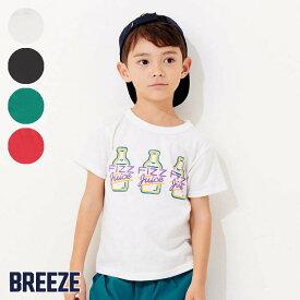 4色4柄Tシャツ ▽▽ 男の子 BREEZE ブリーズ 子供服 キッズ ベビー 半袖Tシャツ 半袖 Tシャツ トップス かっこいい 夏 夏物 エフオー FO △△ j207429