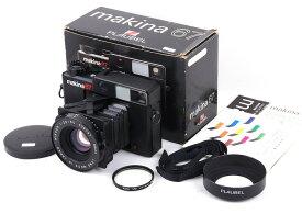 【コレクション美品】Makina/マキナ Plaubel/プラウベル 67 6x7中判カメラ フルセット#HK8206