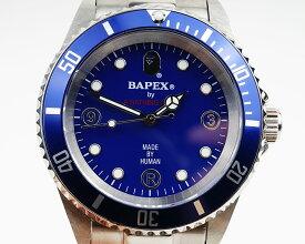【新品】A BATHING APE/ア・ベイシング・エイプ Bapex T001シリーズ Rolex/ロレックス Explorer/エクスプローラー タイプ 40mm 自動巻き 腕時計#33885Q