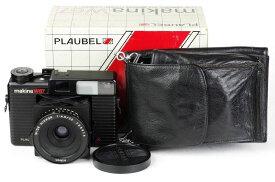 【美品】Makina/マキナ Plaubel/プラウべル W67 6x7中判広角カメラ Nikon/ニコン 55mm F4.5レンズ付き#HK8127