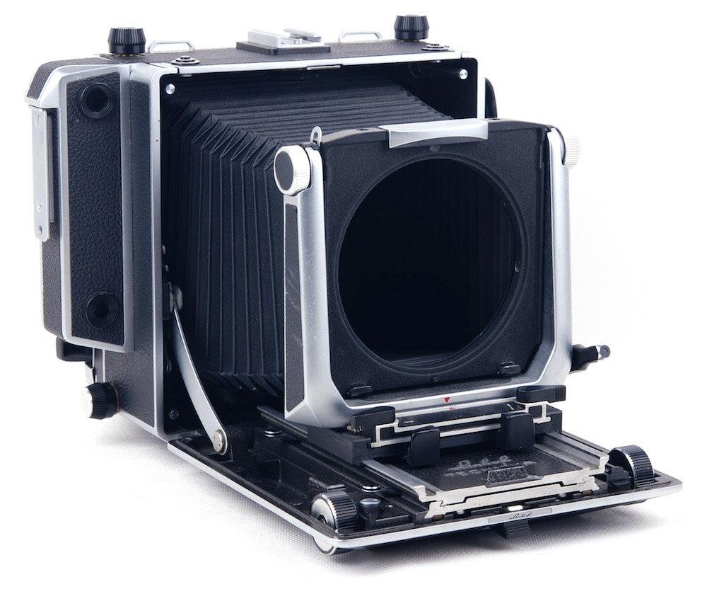 【美品】Linhof/リンホフ Master Technika/マスターテヒニカ 4x5 大判スプリングカメラボディー #jp21429