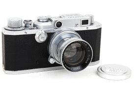 【美品】Canon/キャノン S II 前期型 セレナー SERENAR 50/2 レンズ L39マウント#jp23931