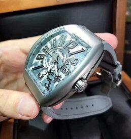 激安新品フランク・ミュラー FRANCK MULLER V45 Camo V45SCDT MC 時計 メンズ